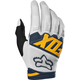 Youth Light Gray Dirtpaw Race Gloves