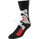 Youth Black Cota MX Socks