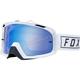 White Air Space Gasoline Goggles - 22678-008-NS