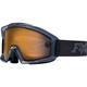 Black Enduro Main Goggles w/Orange Dual Lens - 22683-001-NS