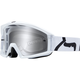 White Main Race Goggles - 22682-008-NS