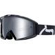 Black Main Race Goggles - 22682-001-NS