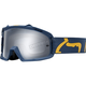 Youth Navy/Yellow Air Space Race Goggles - 21819-046-NS