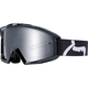 Youth Black Main Race Goggles - 22685-001-NS