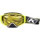 Lime/Black Dissent Oculus Snow Goggles  - 3240-000-000-010