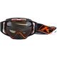 Black/Orange Dissent Oculus Snow Goggles  - 3240-000-000-011