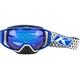 Blue/White Diamond Fade Oculus Snow Goggles  - 3240-000-000-009
