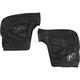 Black Deflect Handlebar Gauntlets - 3037-000-000-000