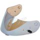 Blue Mirror HJ-09 RST-Coated Shield w/Insert Pins - 152-252