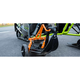 Flex Orange Snowmobile Ski Wheel Transport Kit - 75860