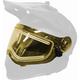 Yellow Dual Electric Replacement Shield 2.0 for Delta R3 Helmet - F01001300-000-501