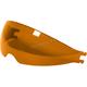 Orange Sun Shield for Delta R3 Helmets - F01003200-000-401