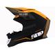 Particle Orange Altitude Carbon Fiber 3K Helmet w/Fidlock Technology
