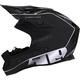 Division Silver Altitude Carbon Fiber Helmet w/Fidlock Technology