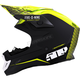 Off Grid Hi-Vis Altitude Carbon Fiber Helmet w/Fidlock Technology