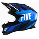 Particle Blue Altitude Helmet w/Fidlock Technology