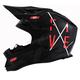 Black Aura Altitude Helmet w/Fidlock Technology