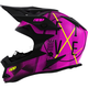 Pink Aura Altitude Helmet w/Fidlock Technology