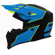 Hi-Vis Blue Tactical Helmet