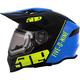 Hi-Vis Blue Delta R3 2.0 Helmet w/Fidlock Technology