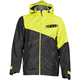 Stealth/Hi-Vis Stoke Shell Jacket