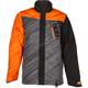 Orange Range Insulated Jacket