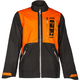 Orange Forge Shell Jacket
