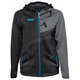 Blue Tech Zip Hoody