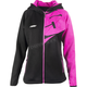 Women's Pink Tech Zip Hoody