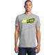 Gray Fault Tech T-Shirt