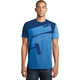 Blue Up High Tech T-Shirt