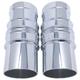 Chrome Ripper Fork Leg Bells - C1814-C