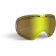 Polarized Yellow Maxvent Replacement Lens for Revolver Goggles - 509-REVLEN-17-HPYL