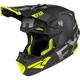 Black/Hi-Vis Blade 2.0 Carbon EVO Helmet