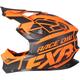 Black/Flo Orange Blade 2.0 Race Division Helmet