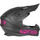 Black/Elec Pink Octane Recoil Helmet