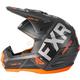 Black/Flo Orange/Charcoal Torque EVO Helmet