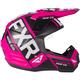 Fuchsia/Black/White Torque EVO Helmet