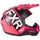 Coral/Black Torque EVO Helmet