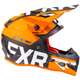 Youth Black/Orange Boost EVO Helmet