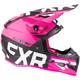 Youth Black/Fuchsia Boost EVO Helmet