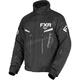 Black Small Logo Team FX Jacket