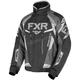Black/Charcoal Team FX Jacket