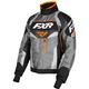 Gray/Black/Charcoal/Orange Octane Jacket