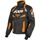 Black/Orange Octane Jacket