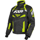 Black/Lime Octane Jacket