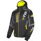 Black/Hi-Vis/Charcoal Renegade X4 Jacket