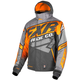 Charcoal/Gray/Orange CX Jacket