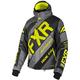 Charcoal/Black/Hi-Vis CX Jacket