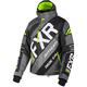 Charcoal/Black/Lime CX Jacket